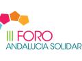 Logotipo del III Foro Andalucía Solidaria