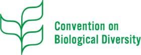 Logotipo de la convención sobre diversidad biológica