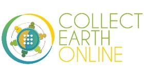 Logotipo de Collect Earth Online