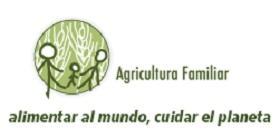 logotipo del año internacional de la agricultura familiar