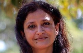 Anuradha Mittal, directora de The Oakland Institute