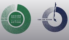 Logo de la COP 25