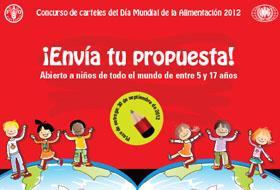 Concurso De Carteles Sobre El Dia Mundial De La Alimentacion Observatorio Del Derecho A La Alimentacion De Espana