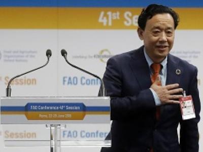 Nuevo director general de la FAO tras su elección