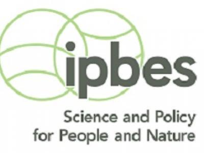 logo de la plataforma IPBES